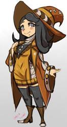 Zz wear Sept Witch Outfit by Omiza-Zu