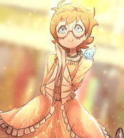 LWA: Happy Birthday Lotte ! by Omiza-Zu