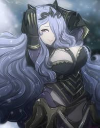 Camilla Fire Emblem by Omiza-Zu