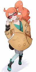 Pokemon: Sonia by Omiza-Zu