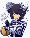 Oc: Zz wear Skeleton