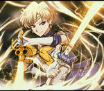 Sailor Moon: Uranus by Omiza-Zu