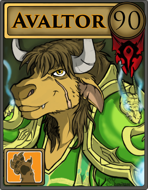 Avaltor Con Badge by StarNob
