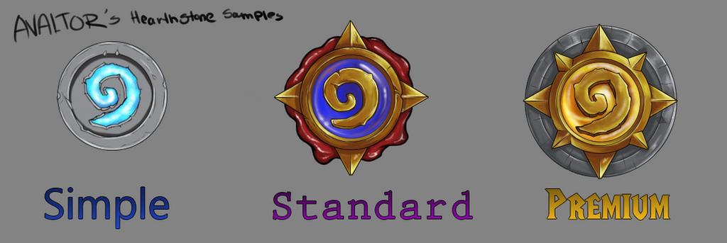 Heathstone Icon Setup by StarNob