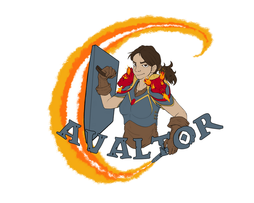 Avaltor-tshirt 2015 by StarNob