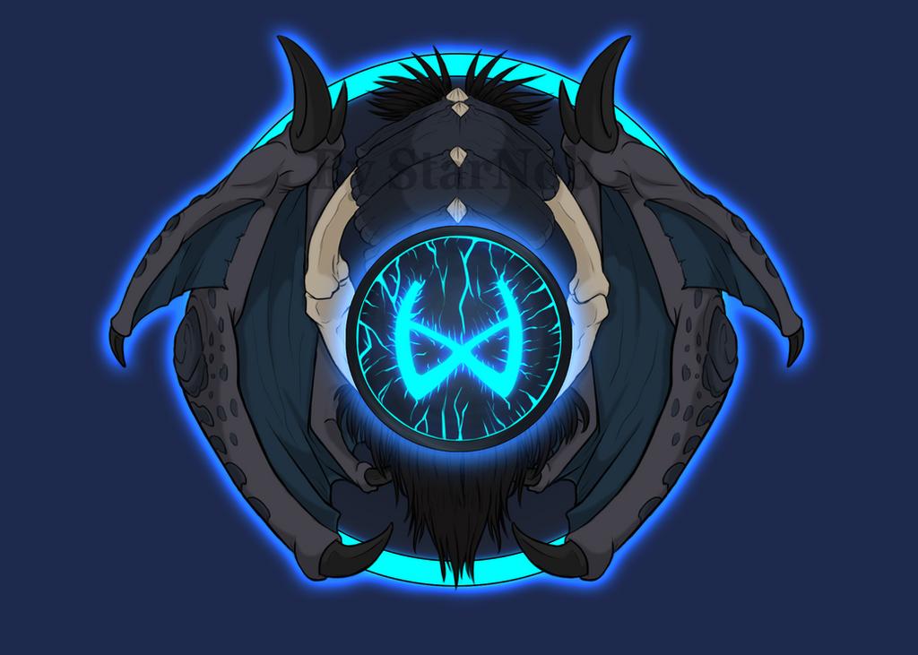 Proto Dragons Crest by StarNob