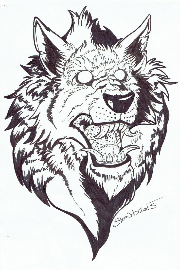 Werewolf scanned by StarNob