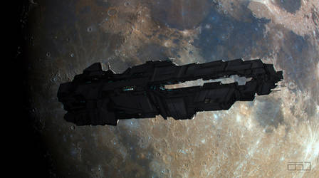 USS FS-287 by AlvaroSanJuan