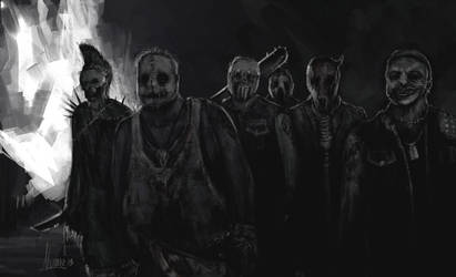 Hate crew by AlvaroSanJuan