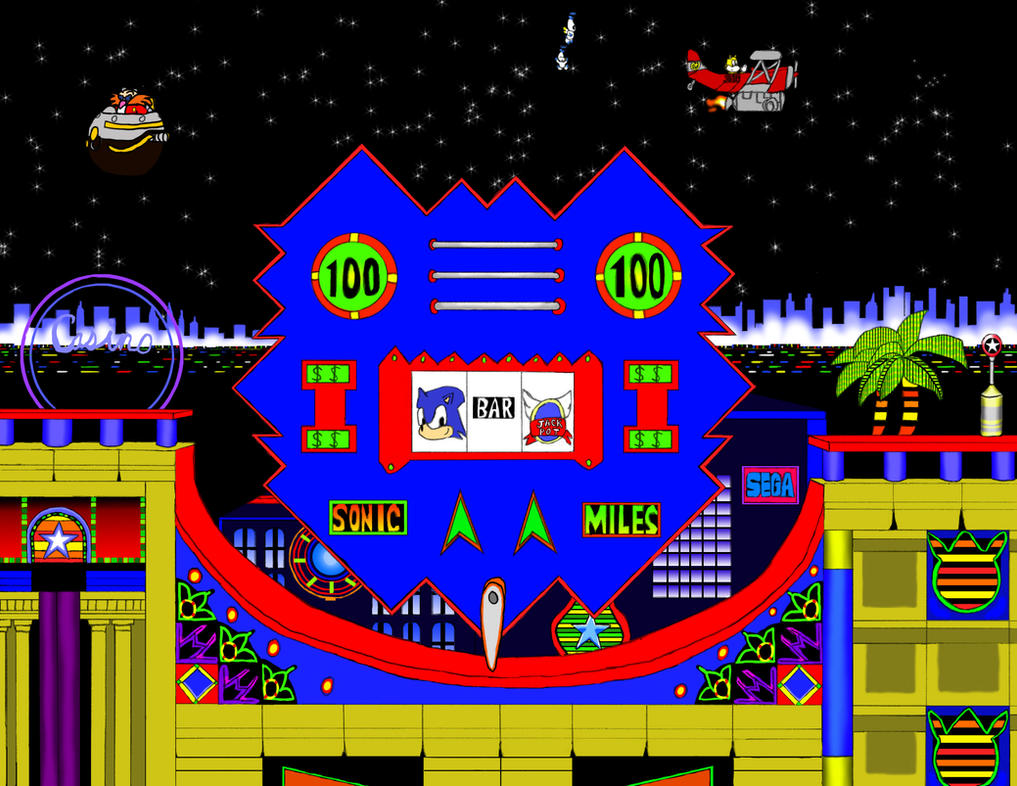 Sonic 2 casino night jackpot jogos casino gratis slots cleopatra
