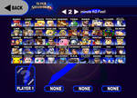 My Super Smash Bros 4 Roster (pre-2014)