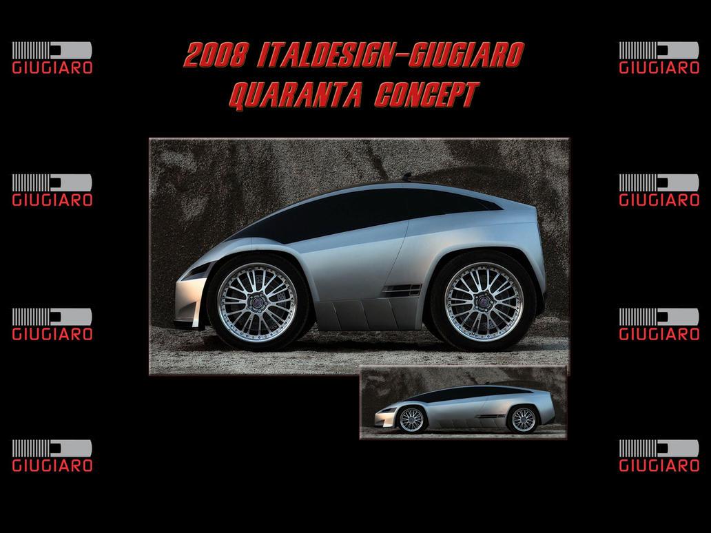 Italdesign Giugiaro Quaranta