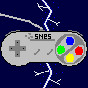 Snes Controller Icon by pokefan00