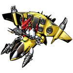 Shoutmon - + Jet Sparrow