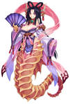 Otohime (Lamias and Monster Musumes)