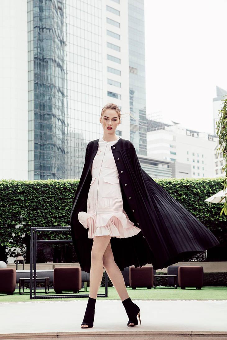 Fashion Story for L'Officiel Ukraine by jbfort