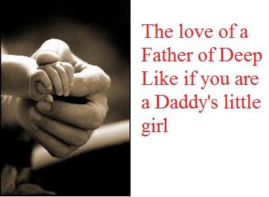 Daddy's little girl by animegirl1821