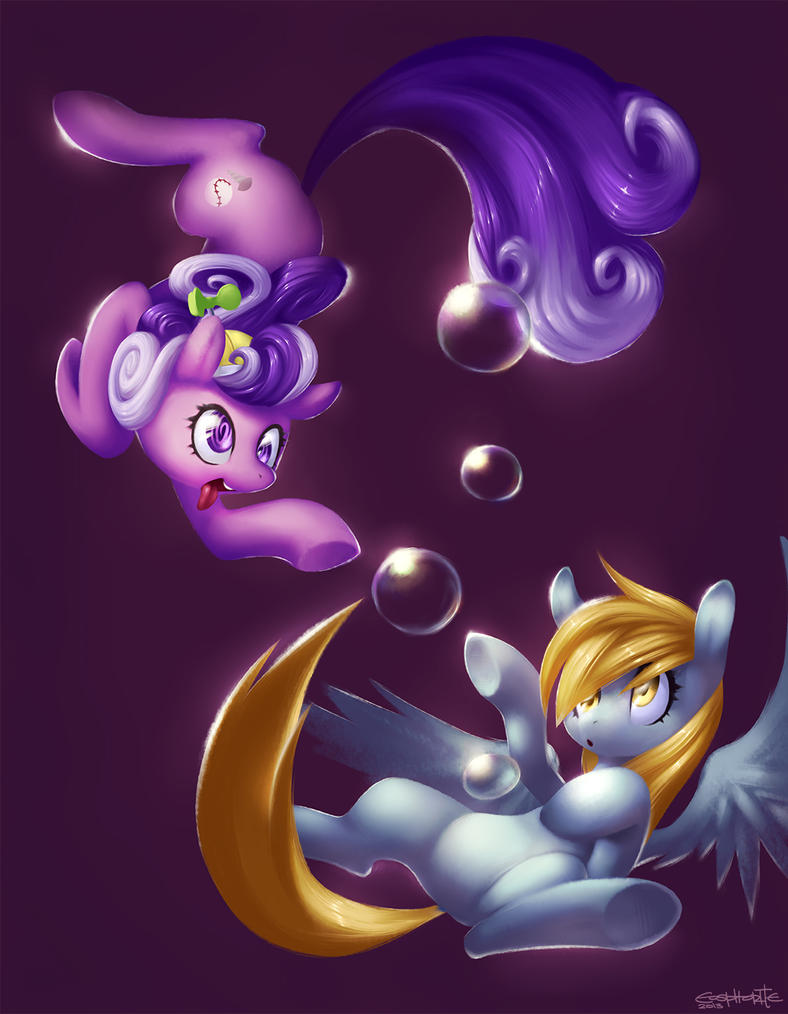 Bubbles by Eosphorite