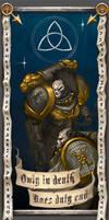 Commission: Warhammer Banner #2
