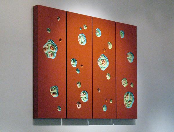 Luski Installation by percusiveart