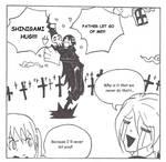 Soul Eater Shinigami HUG