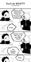 Akatsuki comic-You'll do what2