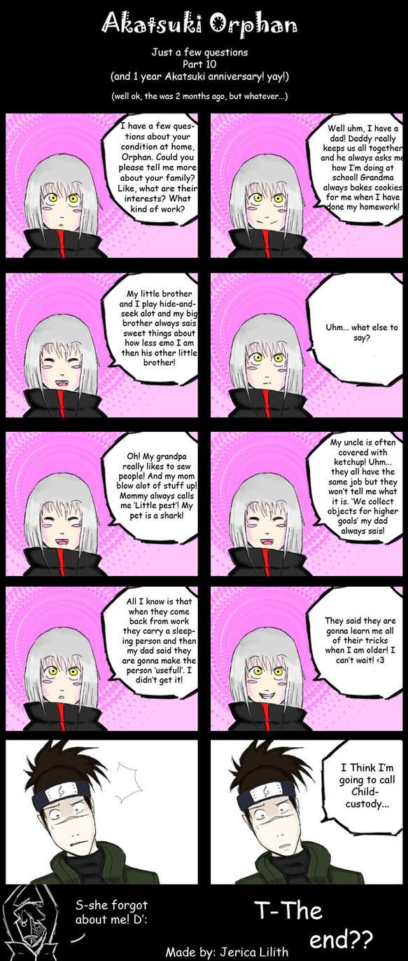 Funny Akatsuki Comics #2
