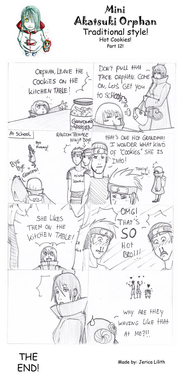 Akatsuki Orphan - Comic 12 by JericaLilith