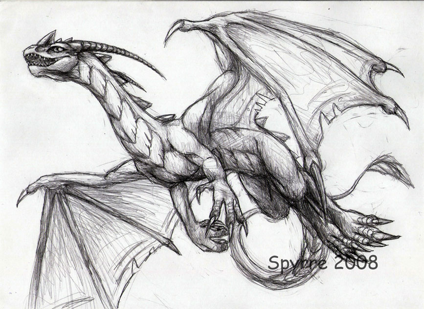 Imagenes De Dragones Chidos Para Dibujar Iqeprra5e likewise Line Drawing Human Body additionally Drawings Of Dragons Realistic besides Scythes For The Perfect Creature Soul Reaping furthermore Cassies Dragons. on scary game designs