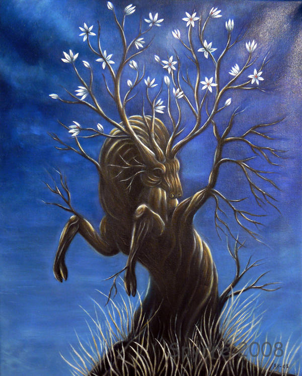 Wild tree by Spyrre