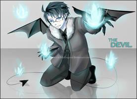 Devil in Disguise... by xChibiDragonx