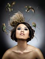 Flight of the Tuneless Bird by jaysu