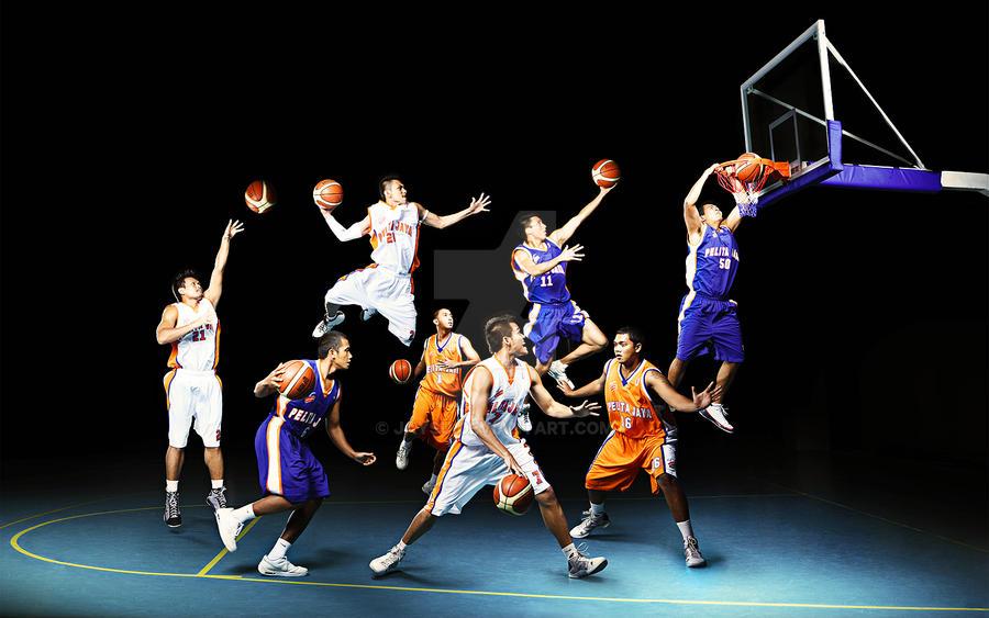 Pelita Jaya Basketball Team B by jaysu
