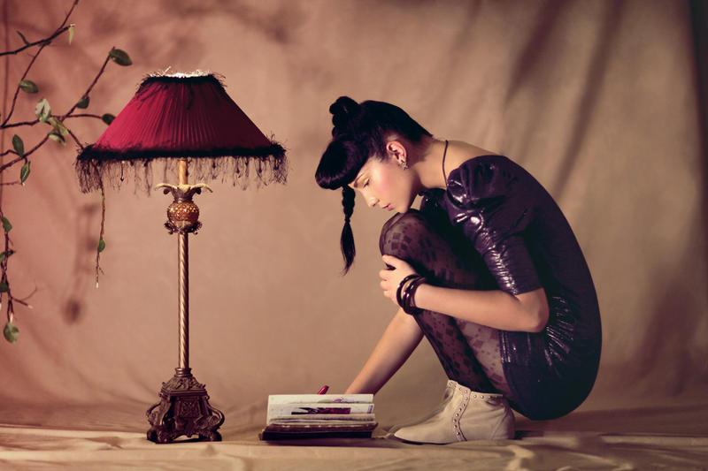 Brown Cloth Diary 1 by jaysu