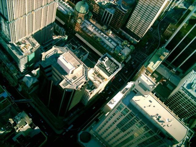 City Buildings by celticdreams-stock