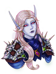 COMMISSION: Latenal by briarhearts