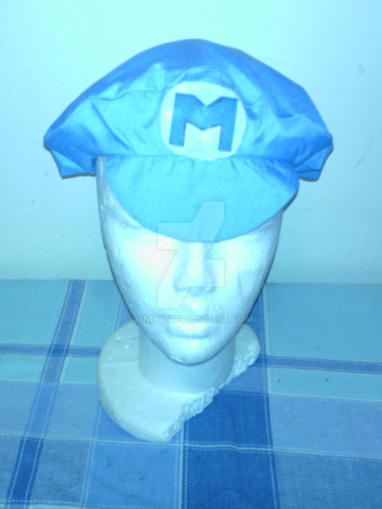 Ice Mario Hat by 7nica
