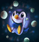 Piplup used Hidden Power by salanchu