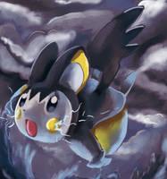 Storm by salanchu