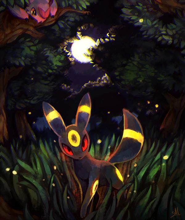 Commission: Light by salanchu