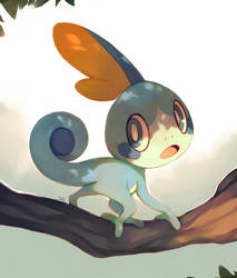 Sobble by salanchu