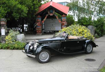 1934 Bugatti Type 57 by S-Amadeaus