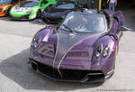 Purple carbon by S-Amadeaus