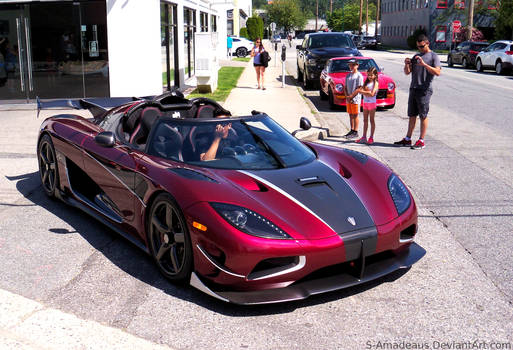 Agera RS hypercar