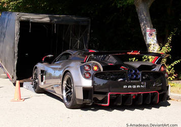 Huayra Roadster BC by S-Amadeaus