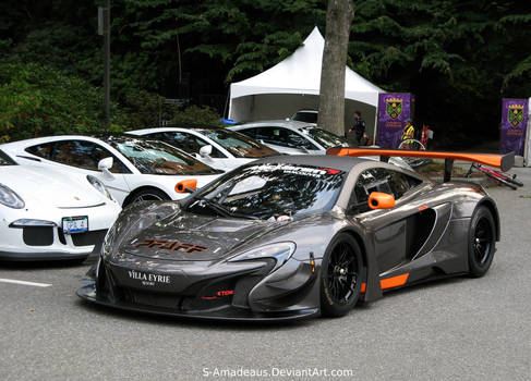 McLaren's finest Racer