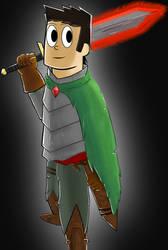 Swordticus the Knighticus by Swordticus