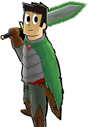 Swordticus Knighticus by Swordticus