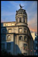 The Phoenix building by siquier