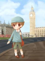 Future British Gentleman XD by IchigoRanch